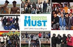 2017-18 Annual Report Cover
