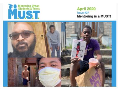 April 2020 Newsletter Cover