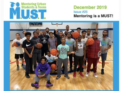 December 2019 Newsletter Cover